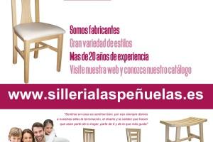 Silleria Las Peñuelas - Somos Fabricantes