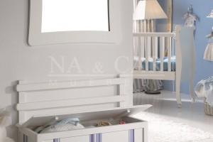 Banco-Juguetero Infantil - Naycar Mobiliario