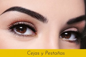 Cejas y Pestañas - Only Woman