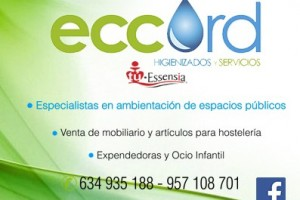 Eccord - Banner - La Guia de Lucena